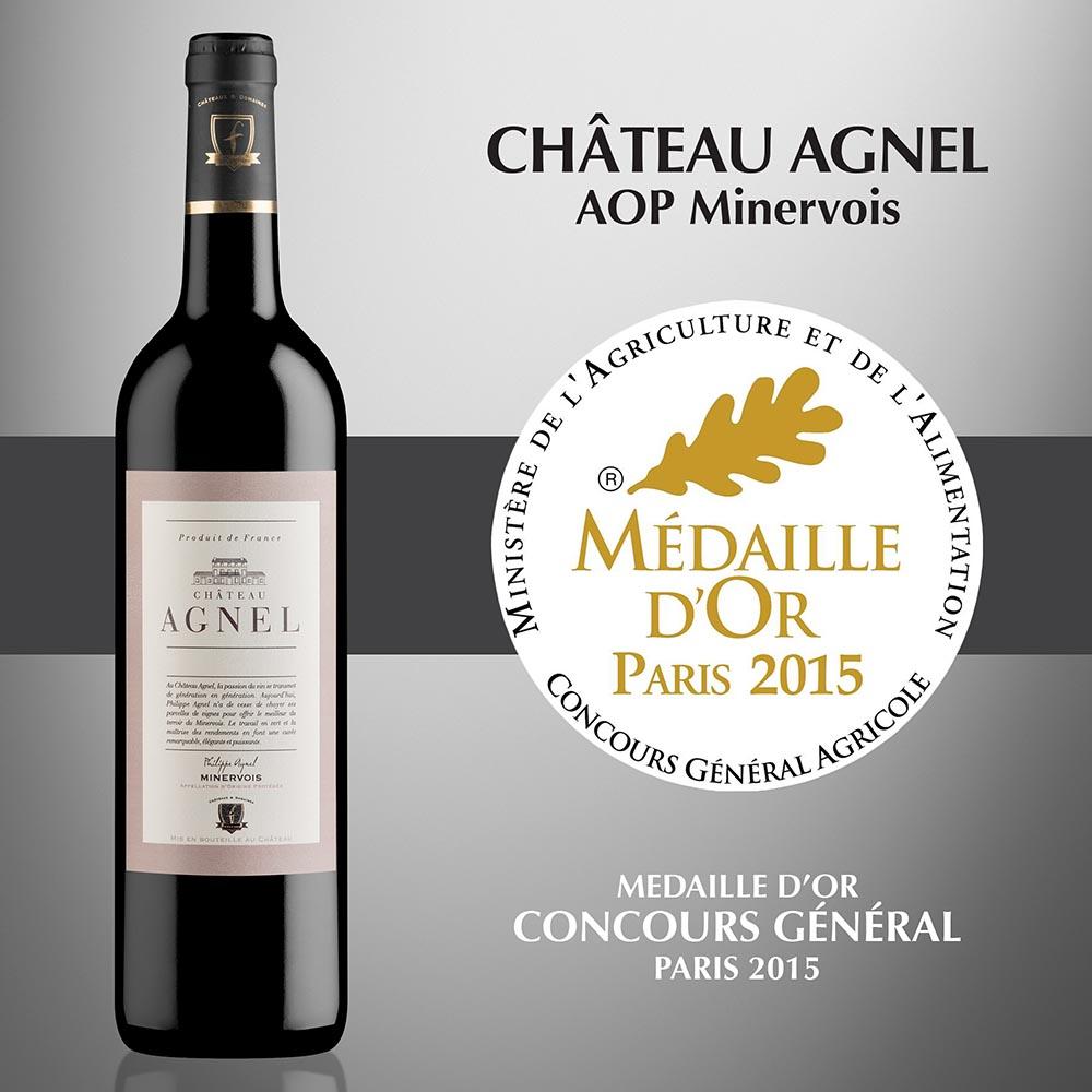 Château Agnel - AOP Minervois