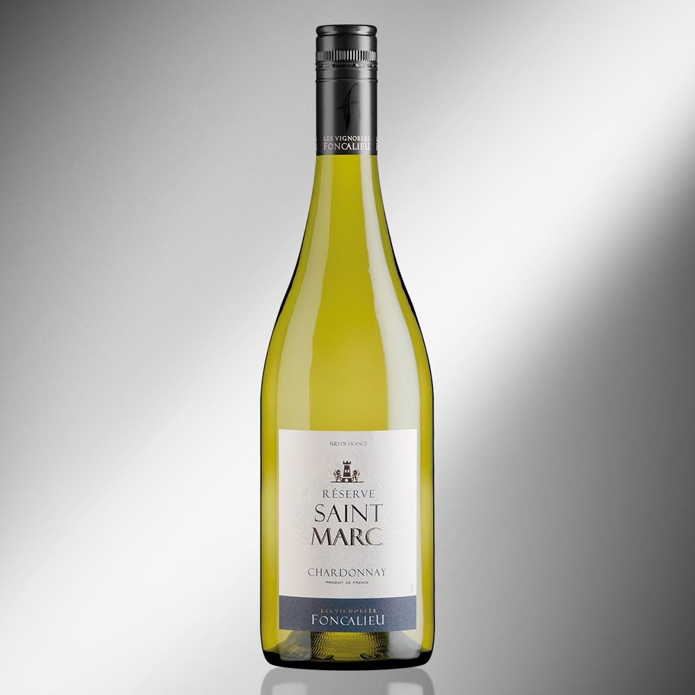 Réserve Saint Marc Chardonnay - IGP Pays d'Oc