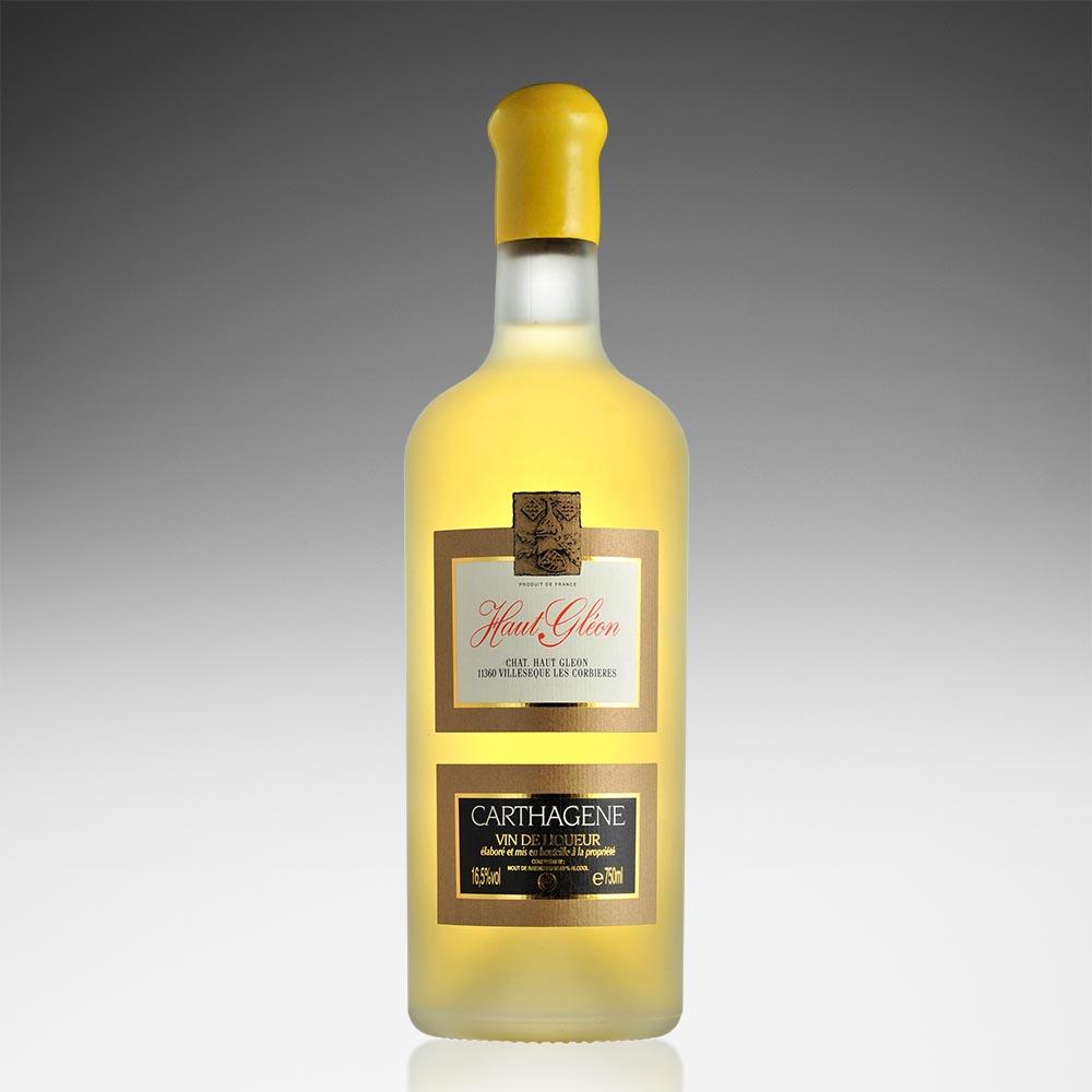 Carthagène - Blanc - Vin de liqueur