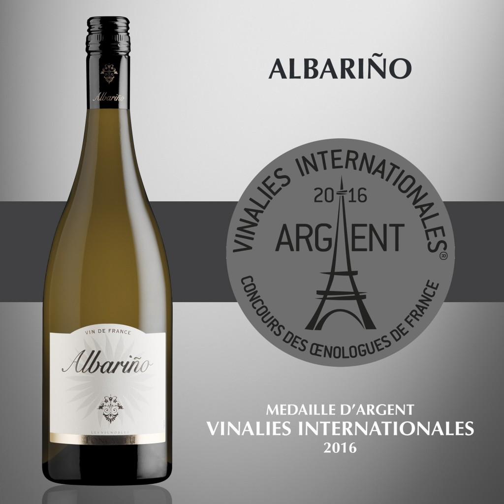 Albariño - Vin de France
