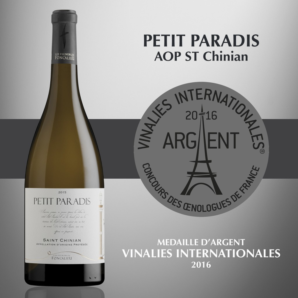 Petit Paradis - AOP Saint Chinian