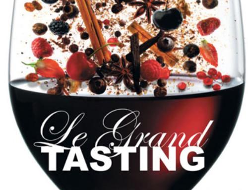 Rendez-vous au Grand Tasting Paris !