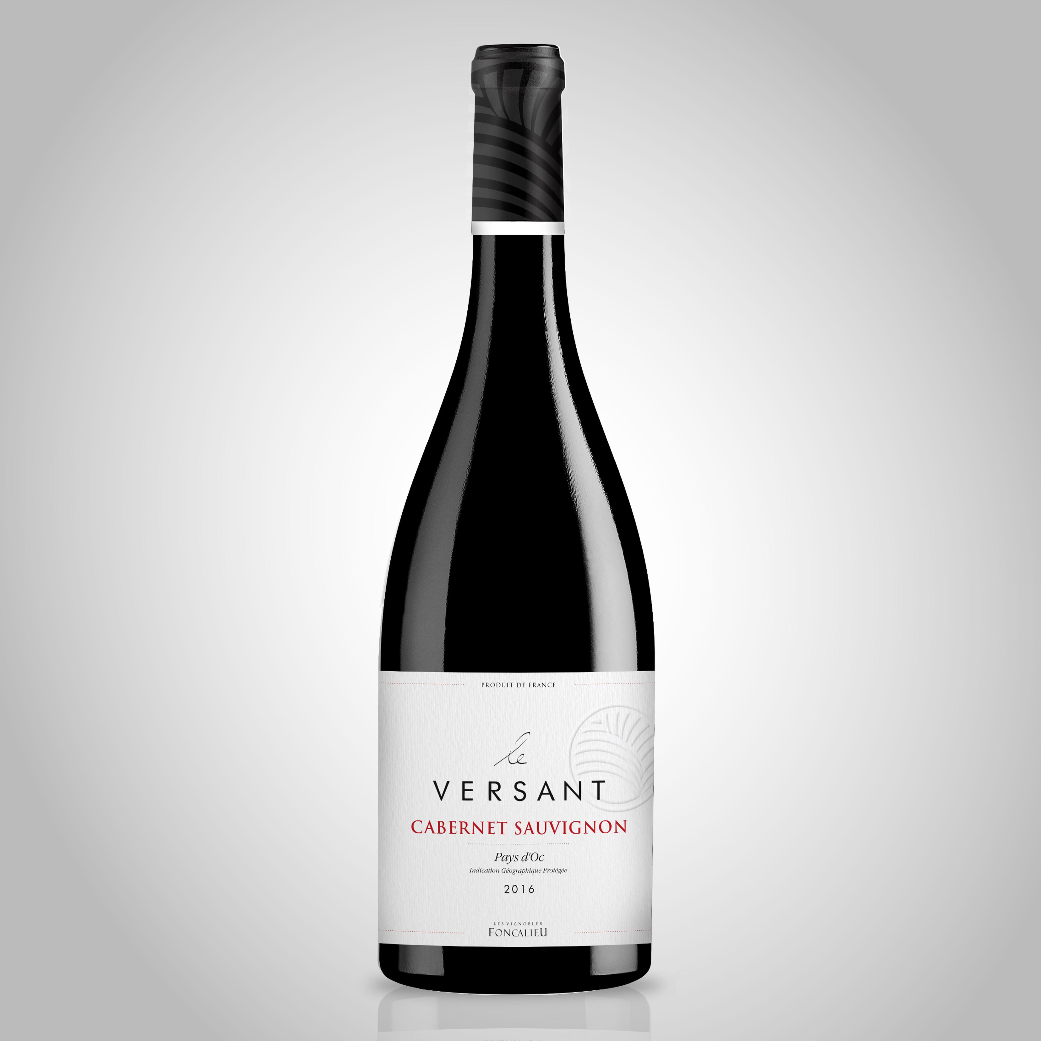 Le Versant Cabernet-Sauvignon - IGP Pays d'Oc