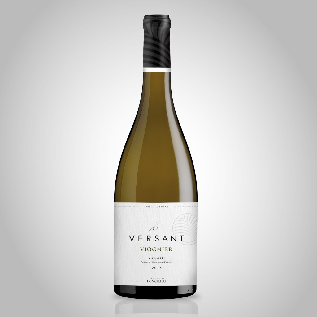 Le Versant Viognier - IGP Pays d'Oc