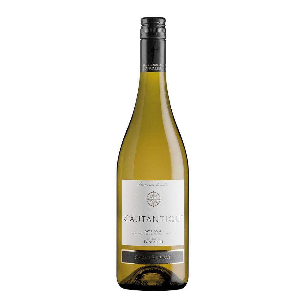 L'Autantique Chardonnay - IGP Pays d'Oc