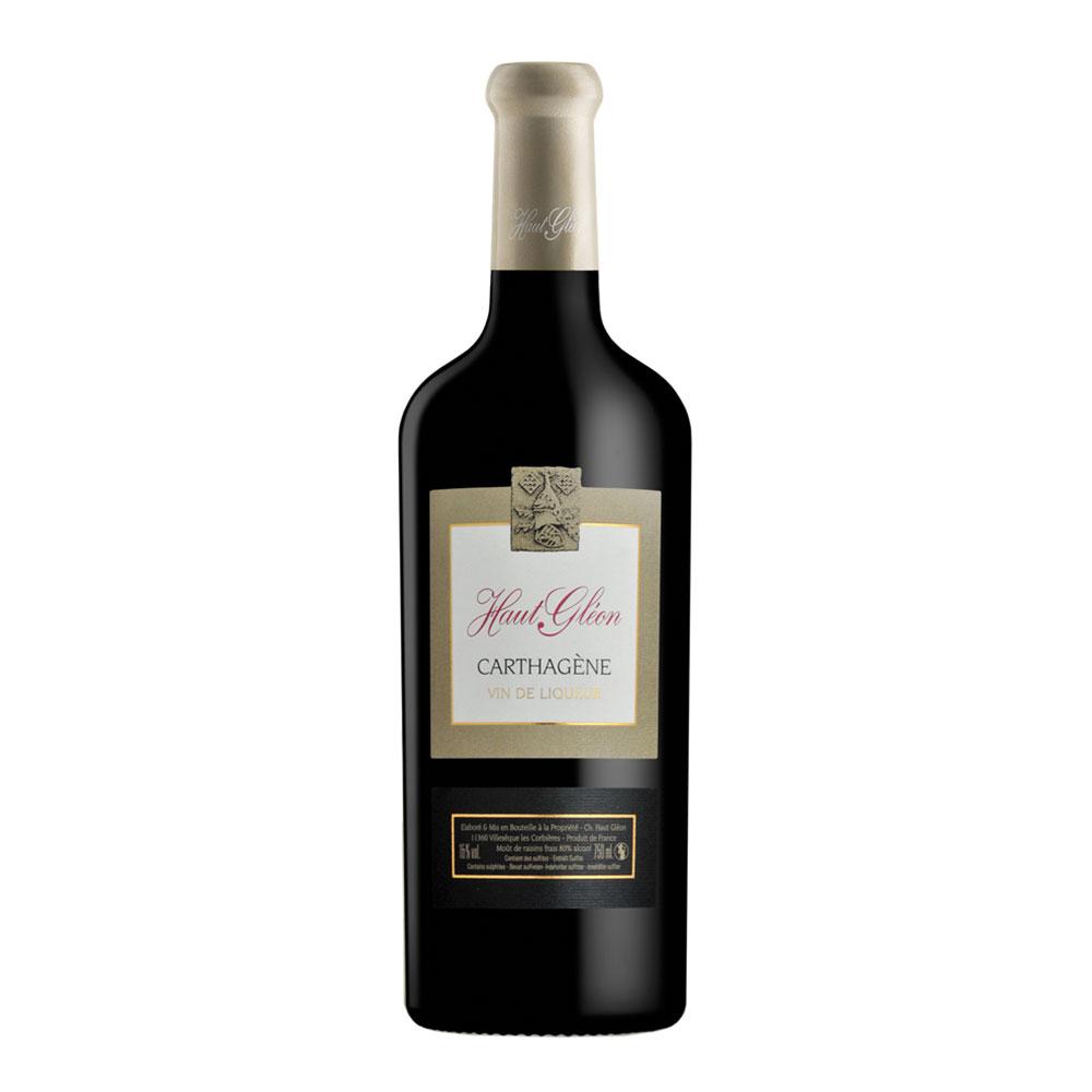 Carthagène - Rouge - Vin de liqueur