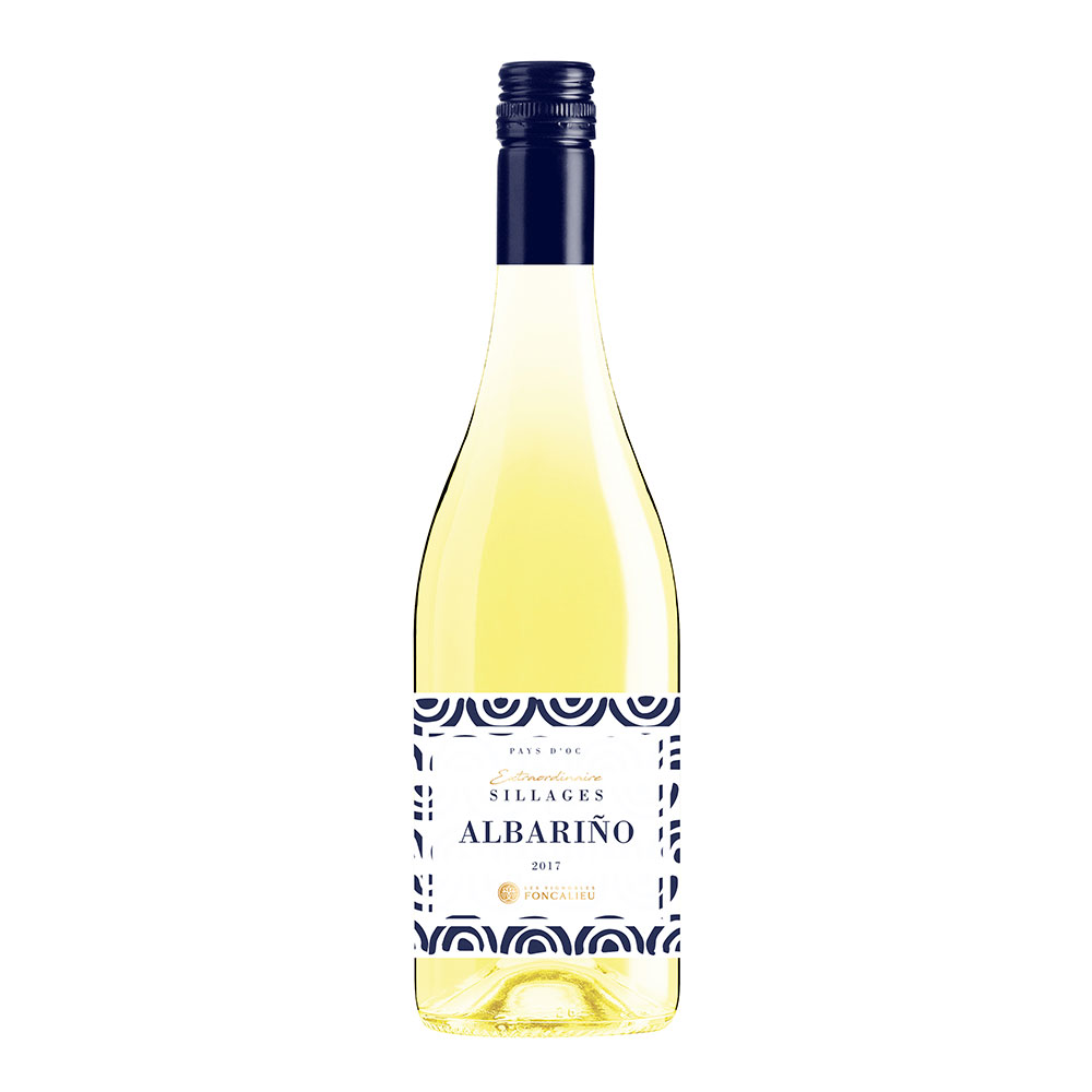 Sillage d'Albarino - Vin de France
