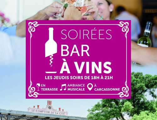 WINE BAR EVENTS AT THE COMPTOIR DE LA CITE