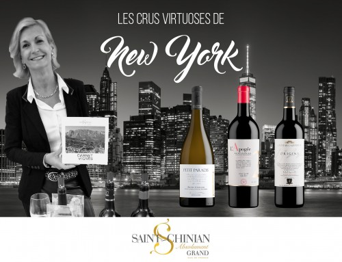 Crus Virtuoses à New York !