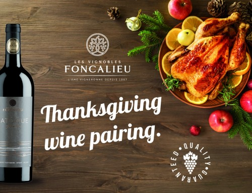 Quel vin pour thanksgiving ? Sans hésiter Latoque Réserve !