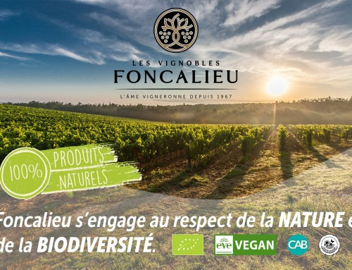 Foncalieu, commited to respecting nature and environment !