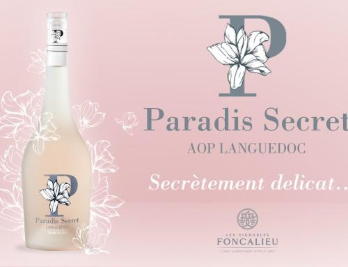 L'élégance des rosés du sud de la France: Paradis Secret (AOP Languedoc)