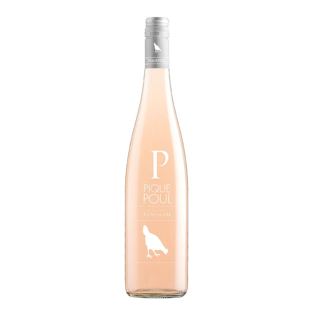 Piquepoul Rosé - IGP Coteaux d'Ensérune