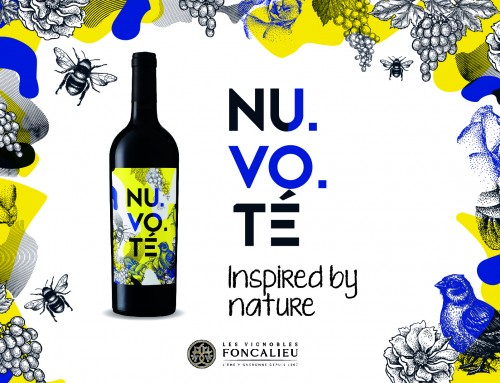 With NU.VO.TÉ, we sign the first wines of the future