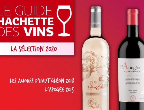 A star on the Wine Guide Hachette !