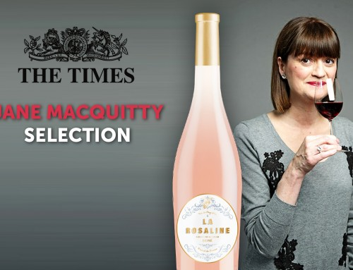 La Rosaline, « top rosé » de Jane MacQuitty pour The Times !
