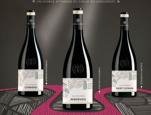 Via Nostrum, the new range of Vignobles Foncalieu
