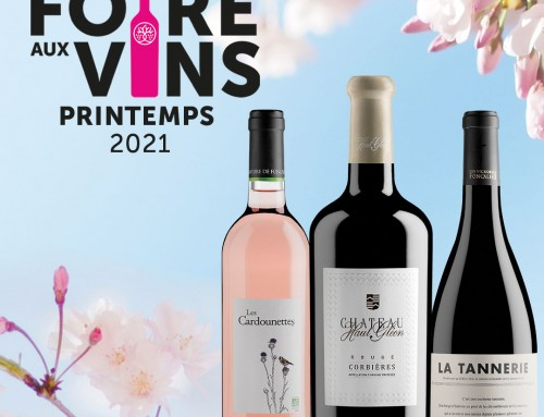 The spring wine fair of the Foncalieu winegrowers