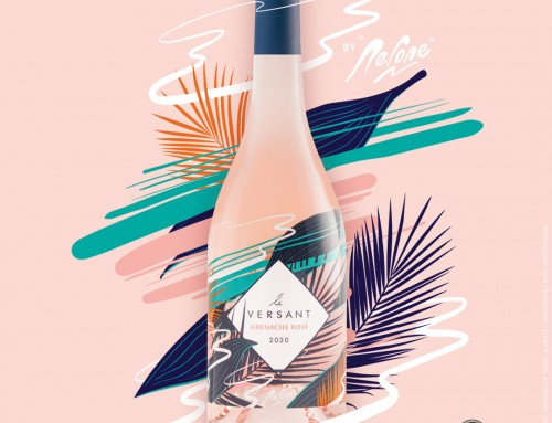 New limited edition Le Versant rosé